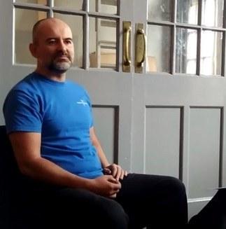 איריס בר לב בראיון עם קולום מקדונל