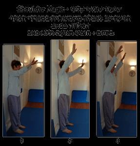 טיפול סומטי קליני - Shoulder Magic